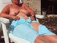 Privat sonnenbaden bilder nackt FKK Bilder